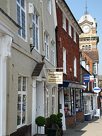 The Sporting Study, Hungerford Antiques Arcade